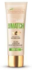 Bielenda TOTAL LOOK MAKE-UP Nude Match krycí make-up 30g