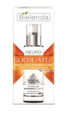 Bielenda NEURO GLICOL + VIT. C hydratačné nočné sérum 30ml