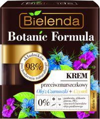 Bielenda BOTANIC FORMULA Rascový olej+ Cistus pleťový krém proti vráskam deň/noc 50ml