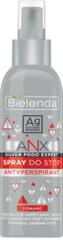 Bielenda AXN SILVER PODO EXPERT Antiperspirant na nohy 150ml