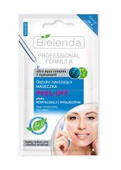 Bielenda PROFESIONAL FORMULA hĺbkovo hydratačná pleťová maska z efektom vyhladenia 2x5g