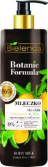 Bielenda BOTANIC FORMULA Extrakt z citrónovníka a mäta telové mlieko 400ml