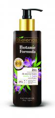 Bielenda BOTANIC FORMULA Konopný olej + šafrán čistiaci gél na pleť 200ml
