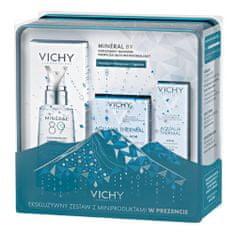 Vichy Darčeková sada pleťovej starostlivosti Mineral 89 + Aqualia Thermal Gift Set