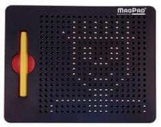 Montessori Magnetická kreslící tabulka Magpad 380 kuliček černá