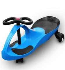 RIRICAR Samochodiace autíčko RIRICAR s PU kolesami Modrý