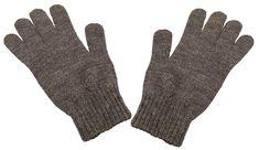 Capu Zimné rukavice Brown 55301-E