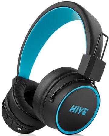 Niceboy Hive 2 joy bežične Bluetooth slušalice crno-plave