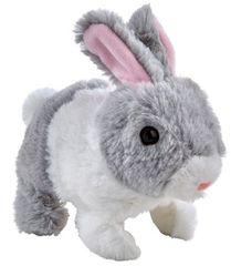 Addo Majhen zajček, sivo-bel