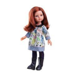 Paola Reina Oblečenie pre bábiku mačičkové šaty 32cm