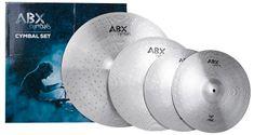 ABX 14/16/20 Standard Set Činelová súprava
