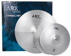 ABX 13/18 Economy Set Činelová súprava