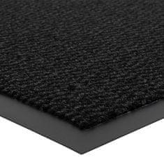 FLOMA Antracitová čistící vnitřní vstupní rohož Spectrum, FLOMA - 0,5 cm
