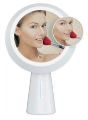Platinet PMLY19 Makeup kozmetičko ogledalo s postoljem, LED osvijetljenje