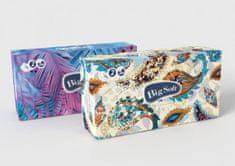Moracell Big Soft Papírové kosmetické kapesníčky v krabičcce 200 ks, 2 vrstvy