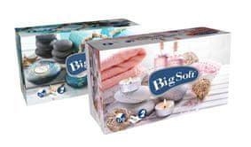 Moracell Big Soft papírové kosmetické kapesníčky v krabičcce 170 ks, 2 vrstvy