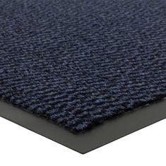FLOMA Modrá čistící vnitřní vstupní rohož Spectrum, FLOMA - 0,5 cm