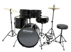 Basix Dynamic Fusion set 1 Súprava bicích s činelmi