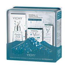 Vichy Darčeková sada pleťovej starostlivosti Mineral 89 + Slow Age Gift Set
