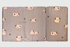 Puppolina Skládací matrace s potiskem