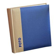 Tradag FOTOALBUM UNIFORM BLUE BB200 10x15
