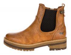 Mustang buty damskie za kostkę 1344601-1