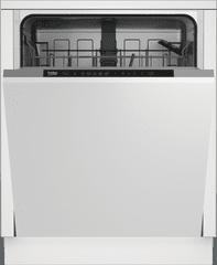 Beko DIN35321 vgradni pomivalni stroj