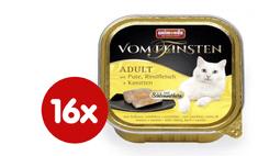 Animonda pašteta za odrasle mačke, puran, govedina, korenje, 16x100g