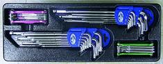 Licota Sada klíčů torx a imbus, 33ks - LIACK384008 | Licota