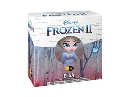 Funko 5 Star Frozen II figura, Elsa