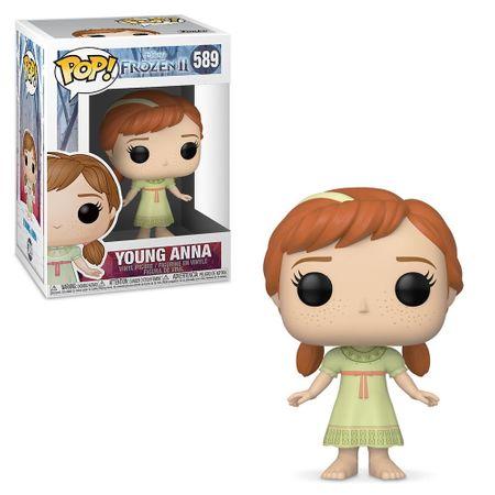 Funko POP! Frozen II figurica, Young Anna #589