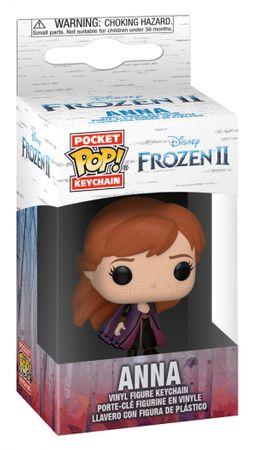 Funko POP! Frozen II obesek za ključe, Anna