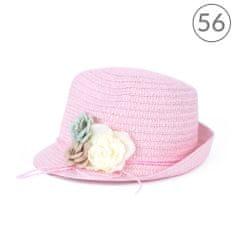 Stylomat Letní klobouk s květinou