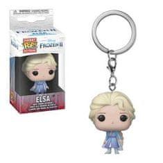 Funko POP! Frozen II privjesak za ključeve, Elsa