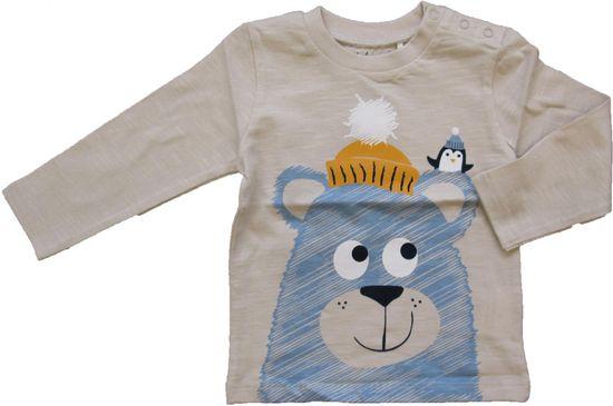 Carodel detské tričko 68 béžová