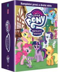 My Little Pony: Přátelství je magické - Série 1+2 (6DVD) - DVD