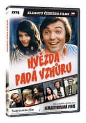 Hvězda padá vzhůru - edice KLENOTY ČESKÉHO FILMU (remasterovaná verze) - DVD