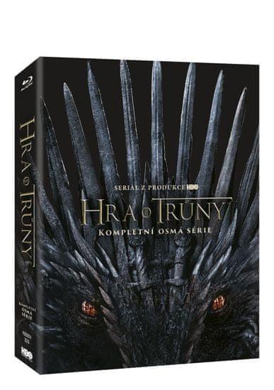 Game of Thrones Hra o trůny - 8. série (3BD) - Blu-ray