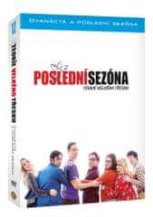 Teorie velkého třesku / The Big Bang Theory - Kompletní 12.série (3DVD) - DVD