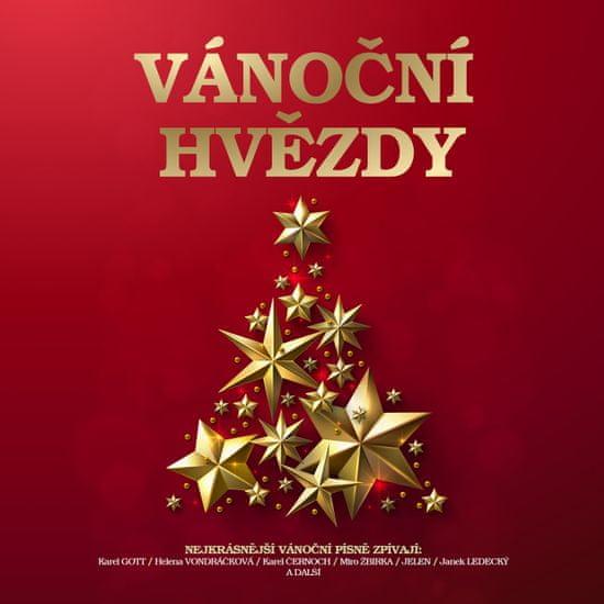 Vánoční hvězdy - CD