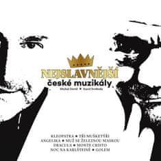 Nejslavnější české muzikály (2x CD) - CD