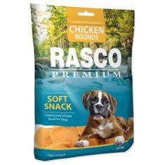 RASCO Pochoutka kolečka z kuřecího masa 230 g