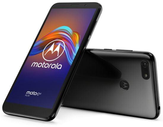 Motorola E6 Play, 2GB/32GB, Steel Black