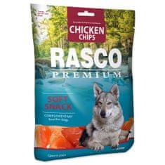 RASCO Pochoutka plátky s kuřecím masem 230 g
