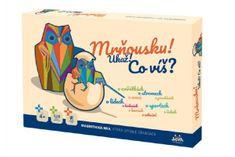 VISTA Drobčeka! Ukáž !, čo vieš? spoločenská magnetická hra v krabici 42x29x6cm 4+
