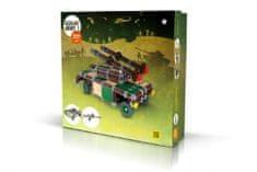 VISTA Stavebnica Seva Army 1 plast 514ks v krabici 35x33cm
