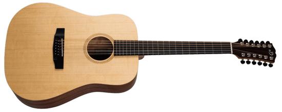 Dowina Puella DE-12-S Dvanásťstrunová elektroakustická gitara