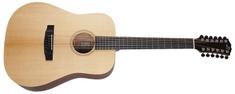 Dowina Puella D-12-S Dvanásťstrunová akustická gitara