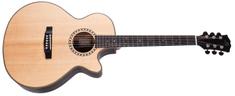 Dowina Danubius ME-GACE-S Elektroakustická gitara