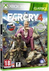 Far Cry 4 CZ - X360